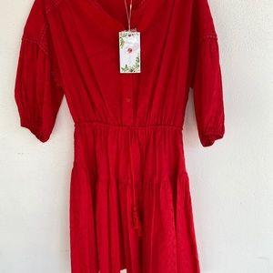China Red Dress